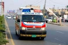 عید کے پہلے دو دن پنجاب بھر میں 2818 ٹریفک حادثات پیش آئے ہیں، ڈی جی ریسکیو ..