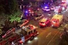 امریکہ میں وائٹ ہاؤس کے قریب فائرنگ ، ایک شخص ہلاک