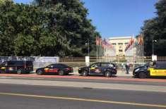 جینیوا میں انسانی حقوق کونسل کا اجلاس،ٹیکسی کیبز پربھارتی مظالم کیخلاف ..