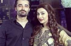 ایک خاتون کی حمزہ علی عباسی کی دوست عائشہ خان کو چھیڑنے کی کوشش