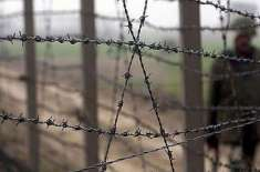 بھارتی فوج کی ایل اوسی پرسیزفائرمعاہدے کی خلاف ورزیوں کا سلسلہ جاری