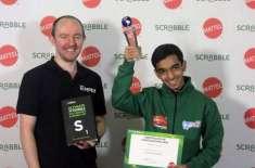 پاکستان نے انگلینڈ میں ہونے والی ورلڈ جونیئر اسکرائبل چیمپین شپ جیت ..