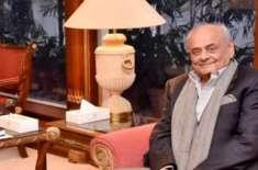 وفاقی حکومت پرویز مشرف کو بچانا چاہتی ہے، حامد میر