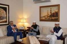 آرمی چیف سے تبلیغی اجتماع کے عمائدین کی ملاقات