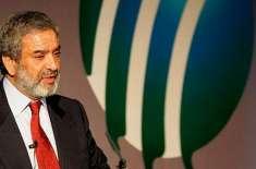 احسان مانی آئی سی سی فنانشل اینڈ کمرشل افیئرز کمیٹی کے سربراہ مقرر