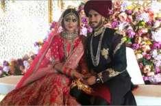 شادی کرکٹر سے لیکن حسن علی کی اہلیہ کو کرکٹ ہی پسند نہیں ہے
