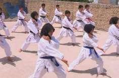 نیشنل دائی فو مارشل آرٹس چیمپئن شپ، سندھ کی8 گولڈ، 6 سلور، 5 براؤنز ..