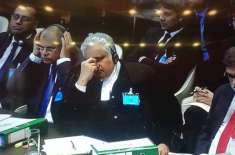 کلبھوشن کیس ؛ بھارتی وکیل ہریش سالوے  فیصلہ سننے نہیں آئیں گے