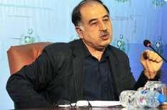 وزیرِ اعظم کے معاونِ خصوصی افتخار درانی مستعفی