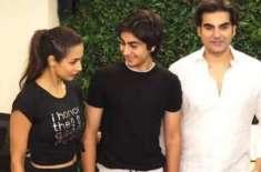 ارباز اور ملائکہ کے بیٹے آرہان خان کی بالی وڈ میں انٹری