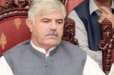 مدرسہ دھماکہ کے ذمہ دار قانون کی گرفت سے بچ نہیں سکیں گے ، محمود خان