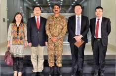 چینی سفارتخانہ آئی ایس پی آر کے کردار کا معترف ہے،چینی سفیر