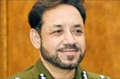 آئی جی سندھ کی شہید کانسٹیبل محمد فاروق کے اہل خانہ سے ملاقات،فاتحہ ..