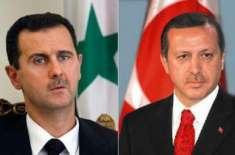 بشار الاسد نے ترک صدر طیب ایردوآن کو چور قرار دے دیا