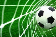 فٹبال کلب کراچی کے تحت لیاری میں گرانڈ کورونا کپ کی تیاریاں جاری