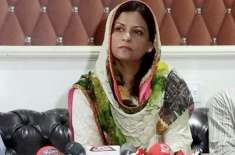 ڈاکٹر نفیسہ شاہ کی موسی گیلانی کی گرفتاری کی شدید مذمت