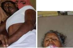 عارفوالا:بدبخت بھانجے نے ماموں اور خالہ کو گولی مار کر زخمی کر دیا