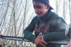 کشمیر میں 11سالہ مسلمان بچے کو انکاؤنٹر میں شہید کر دیا گیا