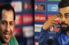 کوشش کریں گے کہ پاکستان کے خلاف میچ میں زیادہ دباؤ نہ لیں،ویرات کوہلی