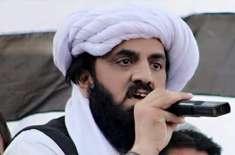 حکومت مولانا فضل الرحمن پر آرٹیکل چھ لگا کر گرفتار کرے پھر بات فضل ..
