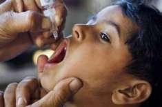 انسداد پولیو مہم ، دنیا کے ایک کروڑ سے زائد بچوں کو معذوری سے بچالیا ..