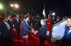 ملائیشین صدر مہاتیر محمد تین روزہ دورے پر پاکستان پہنچ گئے