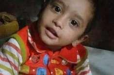 نواب شاہ میں میونسپل کمیٹی کی مجرمانہ غفلت 4 سالہ بچی کی جان لے گئی