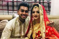 2 Bangladesh cricketers tie the knot in hurry after escaping Christchurch attack