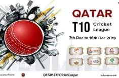 قطر ٹی10 لیگ میں کرپشن کی تحقیقات کا آغاز