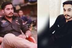 شہید پولیس اہلکار کی منکوحہ کے بیان سے سب کو آبدیدہ کر دیا