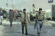 افغانستان، پولیس چوکی اور طالبان کے ٹھکانے پر حملوں میں 15 پولیس اہلکار، ..