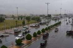 سعودی عرب میں آج گرج چمک کے ساتھ بارش کا امکان