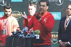 international players should be given rest: waqar younis