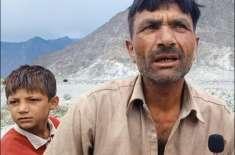 لوگ دریائے سندھ سے سونا نکالنے لگے