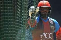 افغان کھلاڑیوں کی جانب سے پشاور میں پریکٹس کرنے کا انکشاف