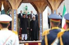ایرانی صدر حسن روحانی نے دورہ پاکستان کا اعلان کردیا