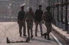 مقبوضہ کشمیر،بھارت کی دفتہ 370کی منسوخی ، پانچ سو سے زائد سیاسی رہنماء ..
