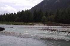 آبی ذخائر میں پانی کی آمد اور اخراج کی صورتحال