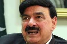 شیخ رشید نے لیگی رہنماؤں کی آرمی چیف سے خفیہ ملاقات کا دعویٰ کر دیا