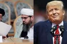 افغان طالبان اور امریکا کے درمیان مذاکرات بحال