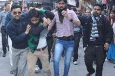 بھارتی شہروں میں کشمیری طلباء کو ہراساں کیا جا رہا ہے،عامر حسین