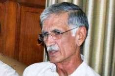 نوجوان نسل پاکستان کا قیمتی اثاثہ ہے، وزیر دفاع پرویز خٹک