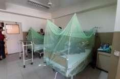 آزادکشمیر میں ڈینگی بے قابو،محکمہ صحت عامہ لمبی تان کر سو گیا