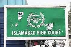 اسلام آباد ہائیکورٹ نے گھوٹکی کی دونوں بہنوں کو تحفظ کیلئے سرکاری ..