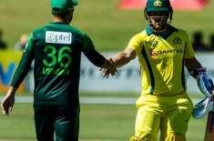 آسٹریلیا کےخلاف ون ڈے سیریز، پاکستان کو رینکنگ بہتربنانیکا موقع مل ..