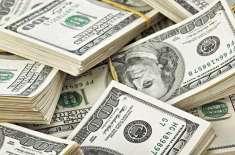 ڈالر کی قدر158روپے سے گھٹ کر157روپے کی سطح پر آگئی