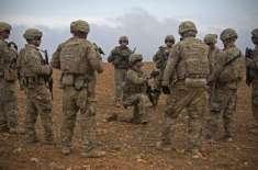 مشرقِ وسطیٰ میں مزید امریکی فوجیوں کی تعیناتی ' تناؤ بڑھانے کا عمل ..