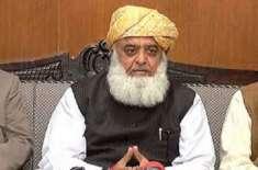ہمارا نظام پارلیمانی اور انتخابی سیاست ہے: مولانا فضل الرحمان