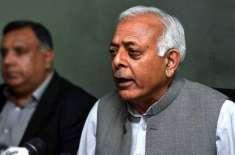 وفاقی وزیر غلام سرور خان وزرات لینے کیلئے مان گئے ،