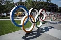 ٹوکیو اولمپکس شروع ہونے میں 6 ماہ باقی رہ گئےا